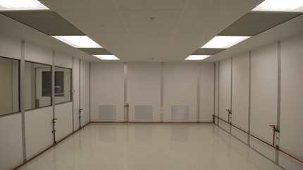 Modular Cleanroom System - Hardwall