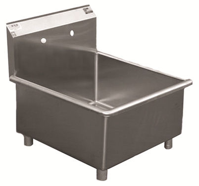 Cleanroom Synergy Products - Stainless Steele Sink