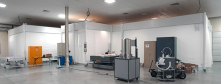 Portable Softwall Cleanroom Environments3