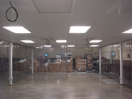 Portable Softwall Cleanroom Environments4