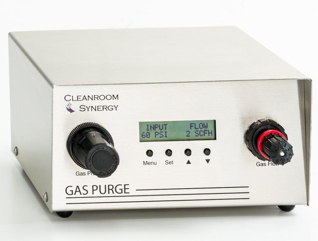 gas purge